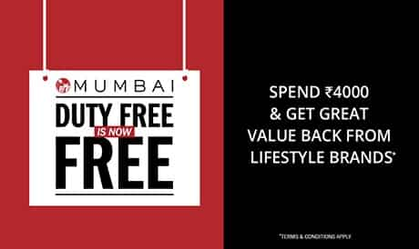 Mumbai Duty Free is Free
