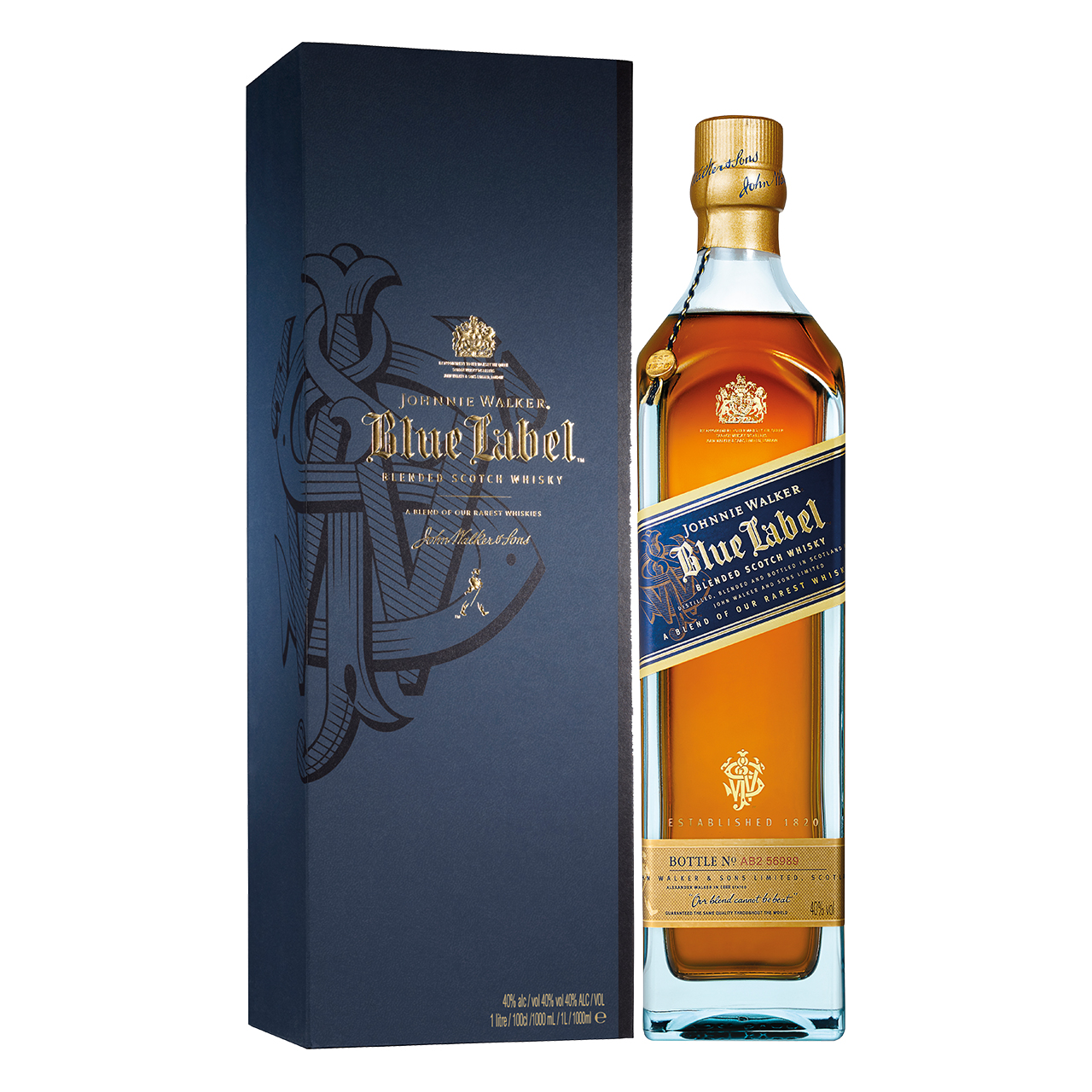 JW Blue Label 1L