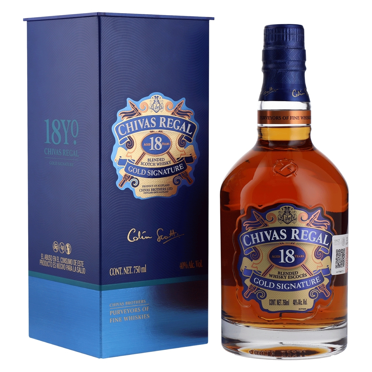 Chivas Regal 18 Years 75cl