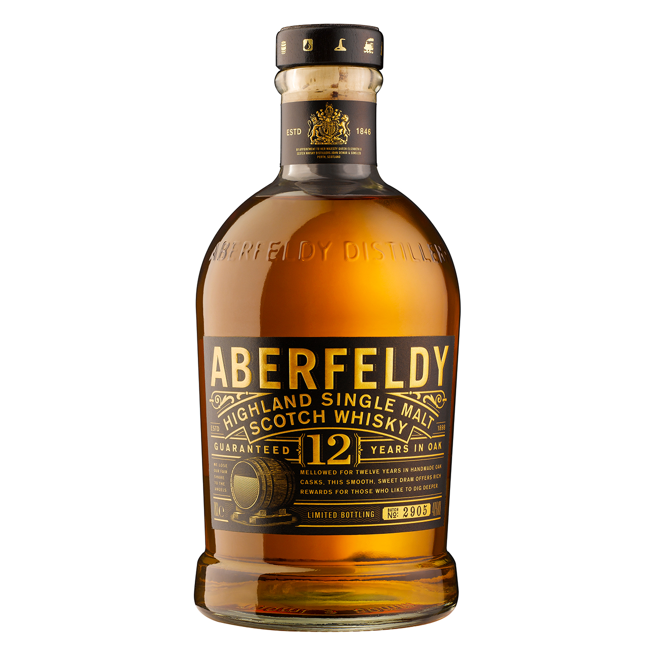 Aberfeldy 12 Years Old 1Ltr
