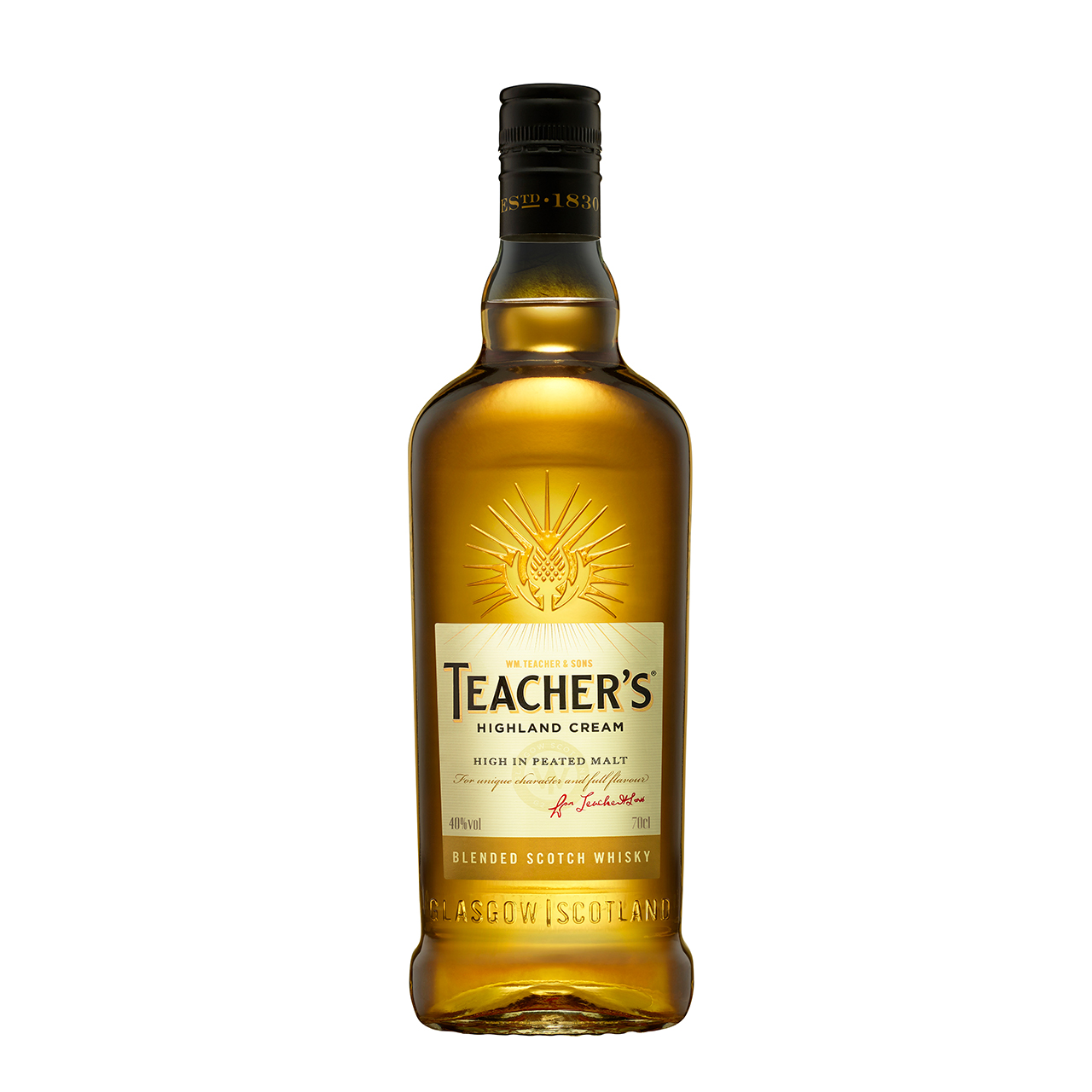 Teachers Highland Cream 1L