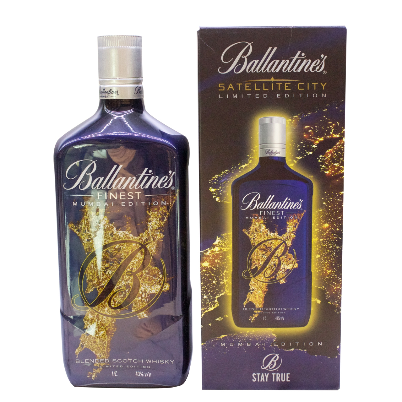 Ballantine's Mumbai Limited Edition 1L