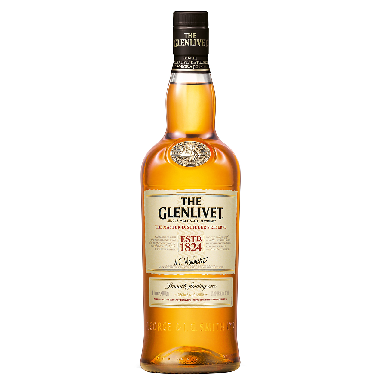 The Glenlivet Master Distiller's Reserve 100cl