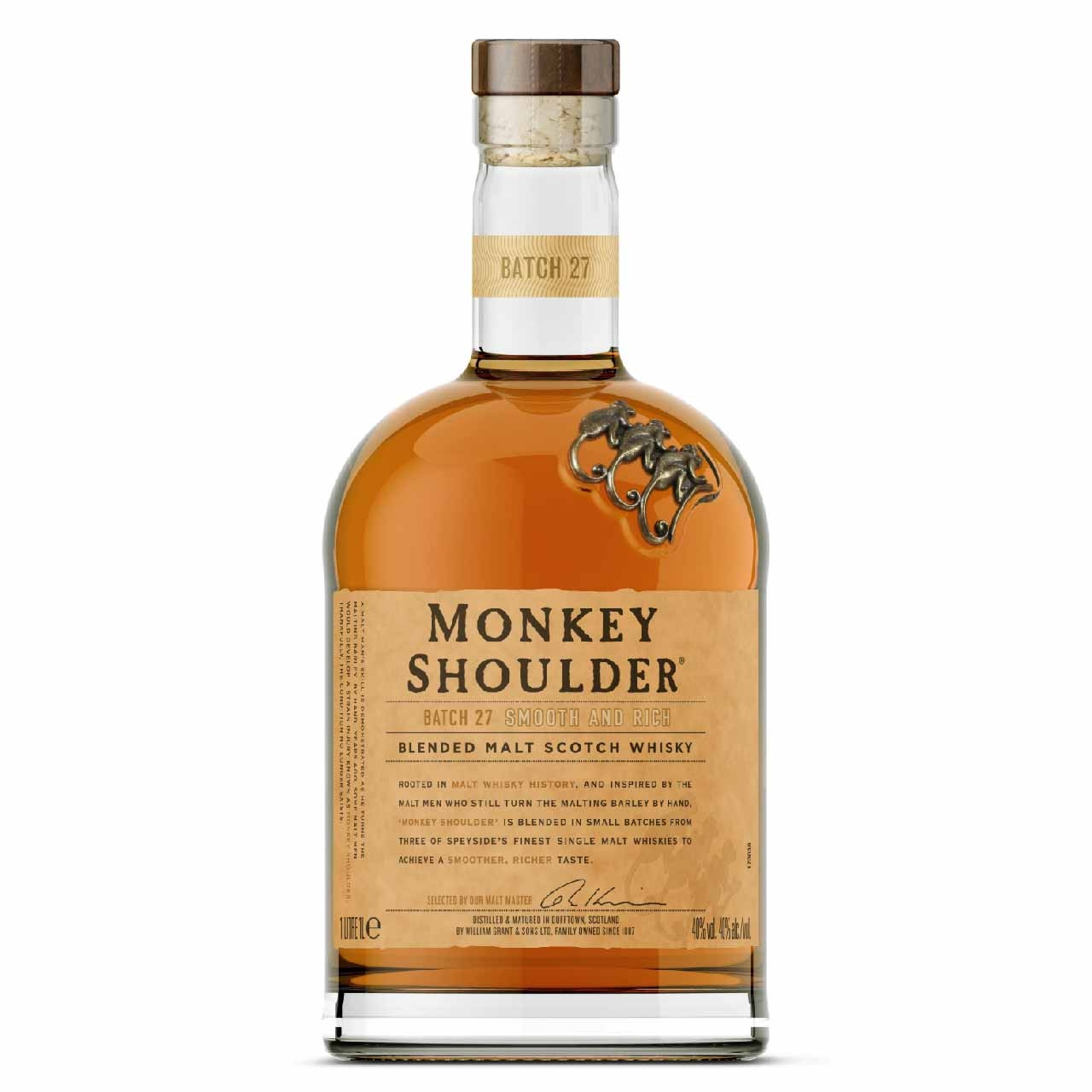 Monkey Shoulder 100cl