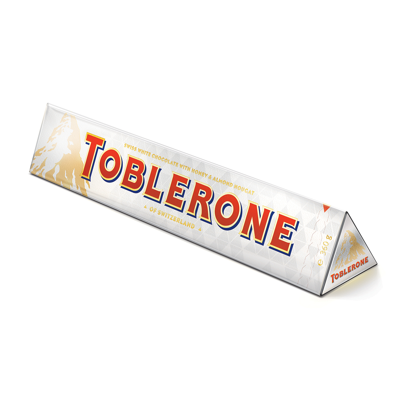 Toblerone White Bar 360 grams