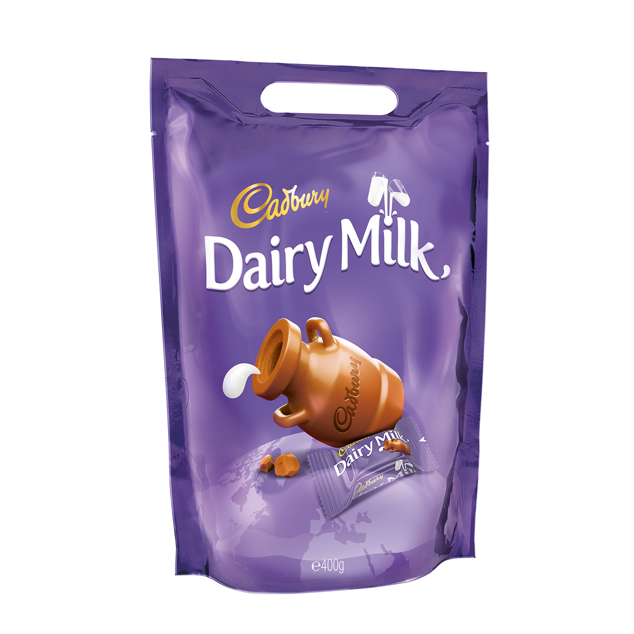Cadbury Dairy Milk Bag 400g