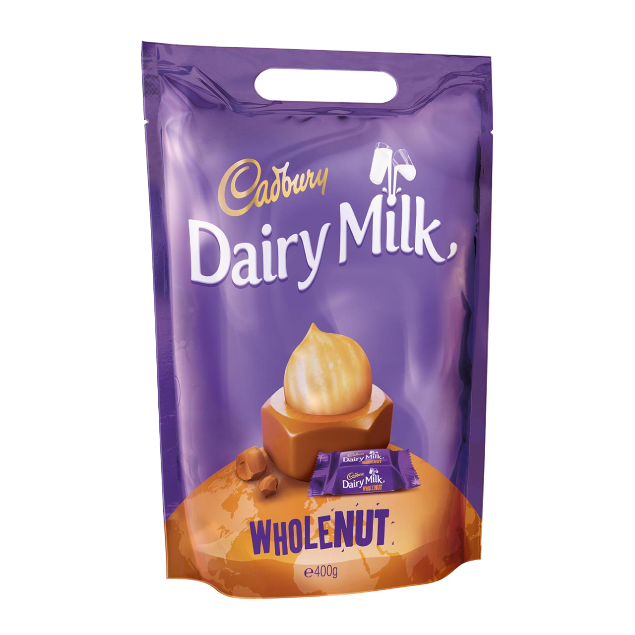 Cadbury Whole Nut Bag 400g