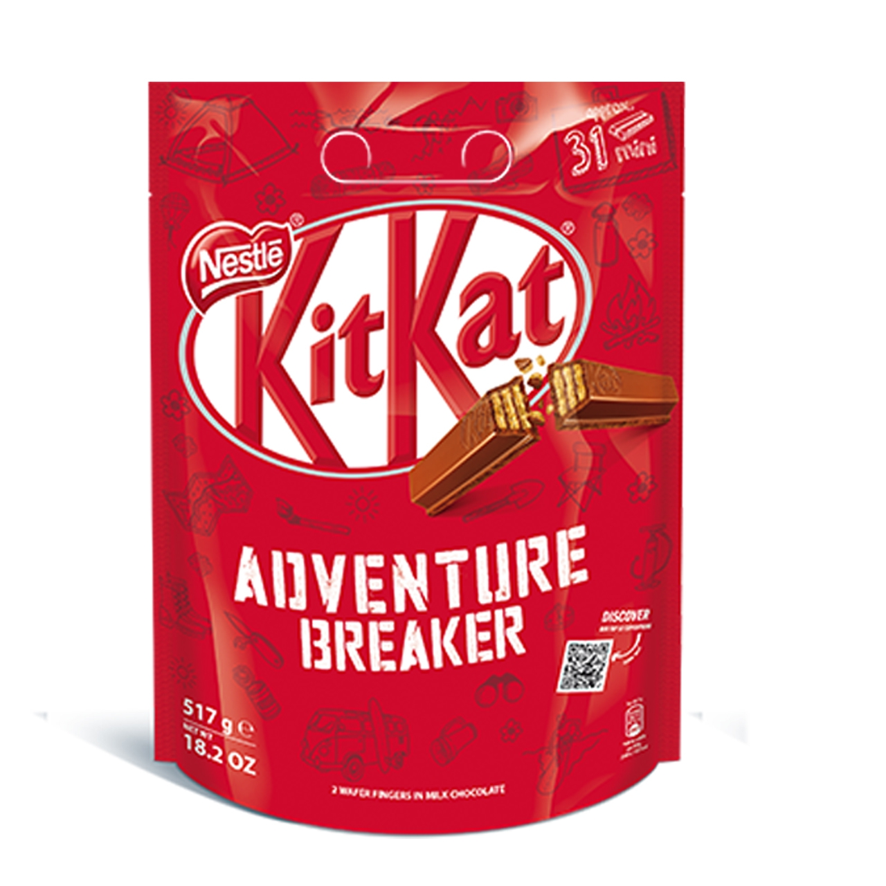 Kit Kat Sharing Pack