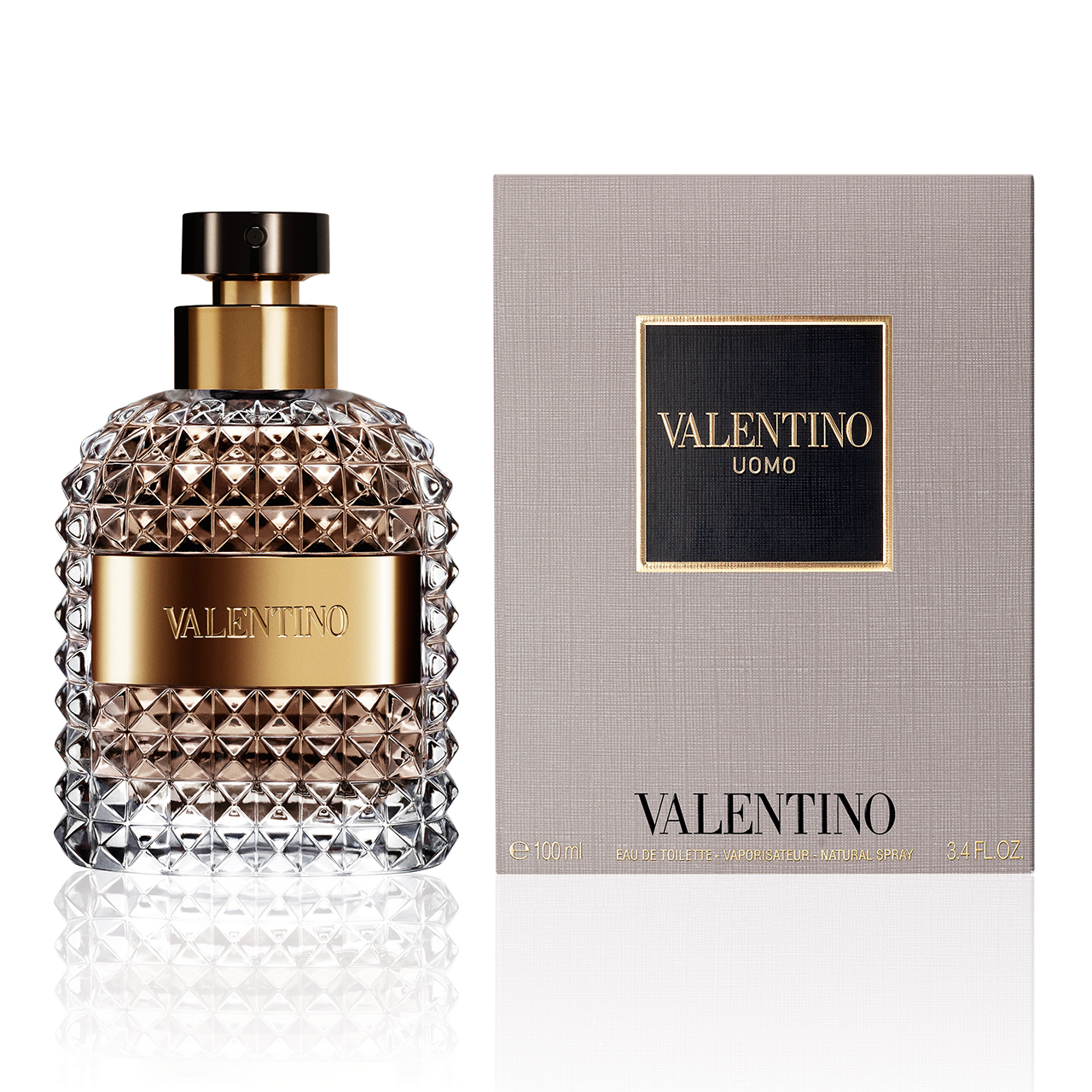 Valentino Uomo EDT 100ml Natural Spray