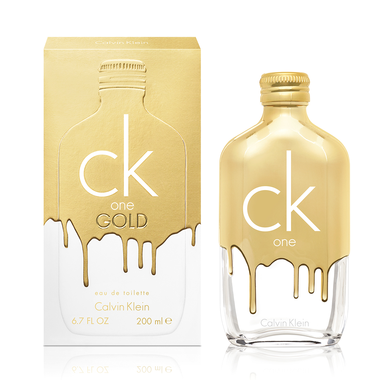 Buy Calvin Klein CK One Gold EDT 200ml at Best duty free Prices 7923c0d086