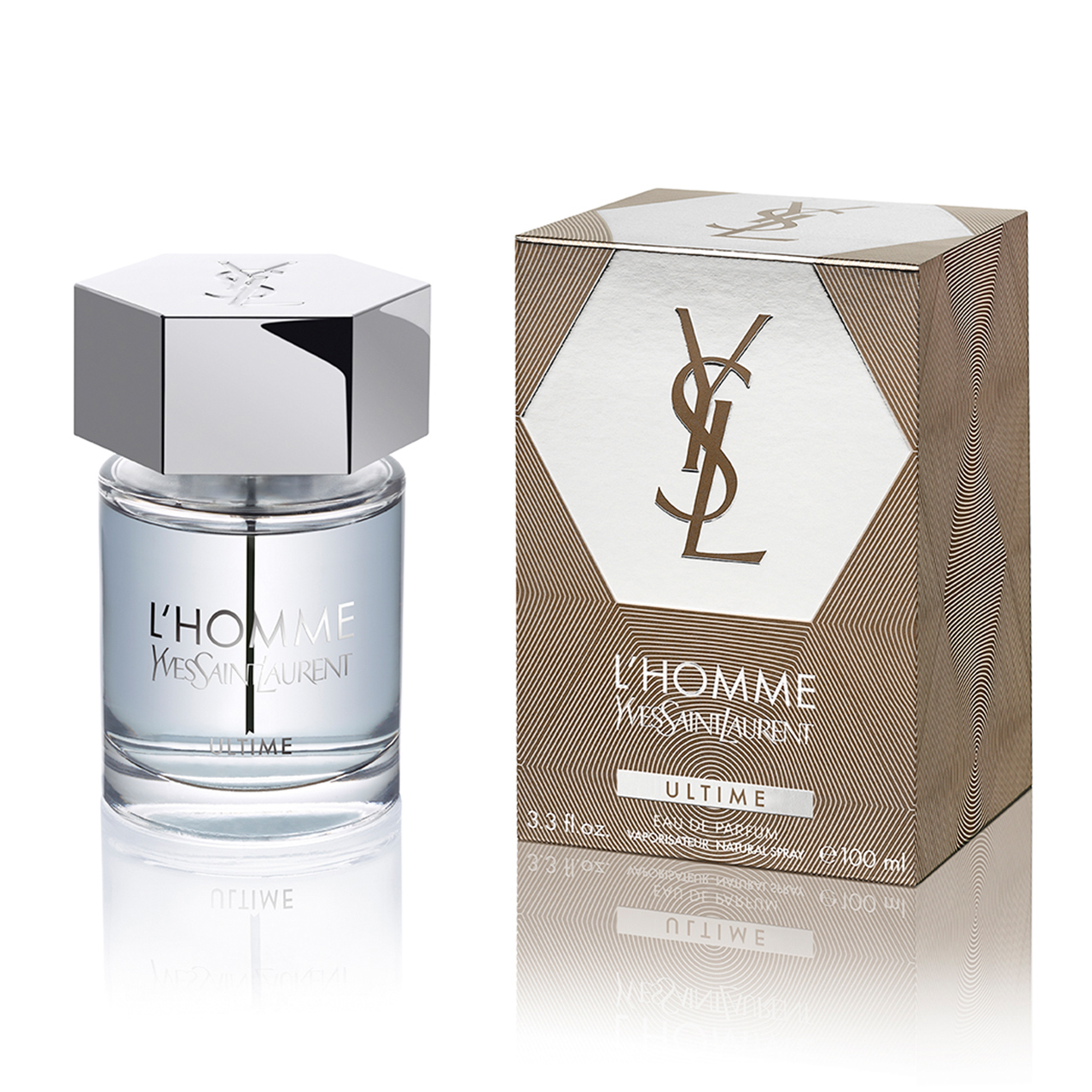 YSL L'homme Ultime EDP 100ml