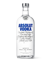 Absolut Vodka Blue 100cl