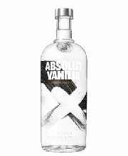 Absolut Vanilla 100cl