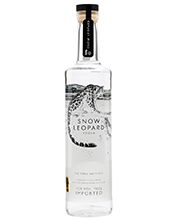 Snow Leopard six times Distilled Vodka 1 L