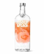 ABSOLUT APEACH 1L