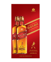 Johnnie Walker Red Label Twin Pack 2x100cl