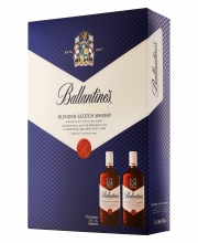 Ballantine's  Finest Twin Pack Cary 2x1L