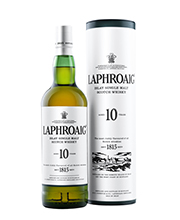 Laphroaig 10 Years Old 1L