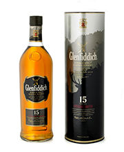 Glenfiddich 15 Years Old 1L