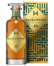 Hazelwood 25YO 50cl