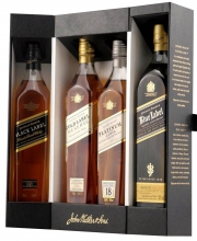 Johnnie Walker Multipack 4x20cl