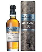 Ballantine's Glenburgie Aged 15 Years 70cl