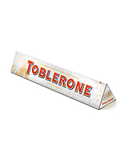 Toblerone White Bar 360g