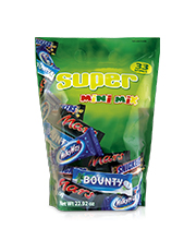 Super Mini Mix Pouch Assorted 650g
