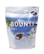 Bounty Mini Pouch 500g
