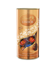 Lindt Lindor Assorted Gold Tube 400g