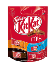 Kit Kat 2 Finger Bag