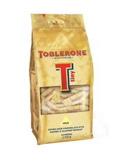 Toblerone Tiny Gold Bag 272 grams