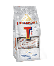 Toblerone Tiny White Bag 272 grams