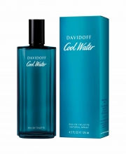 Davidoff Cool Water Men EDT 125ml Spray