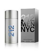 Carolina Herrera 212 Men EDT 100ml Spray