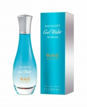 Davidoff Cool Water Wave Woman Eau De Toilette 50ml