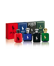 Ralph Lauren World of Polo set 4x15ml