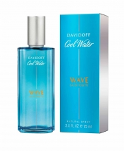 Davidoff Cool Water Wave Man Eau De Toilette 75ml