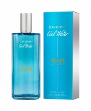 Davidoff Cool Water Wave Man Eau De Toilette 125ml