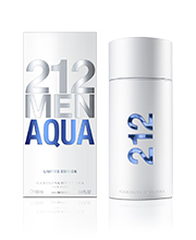 Carolina Herrera 212 Aqua Men EDT 100ml