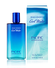 Davidoff Cool Water Pacific Summer Edition for Men EDT 125ml