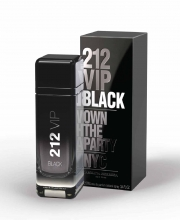 Carolina Herrera 212 Vip Black EDP Natural Spray 100ml