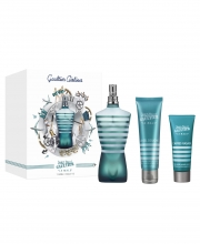 Gaultier Airlines Le Male TR Set