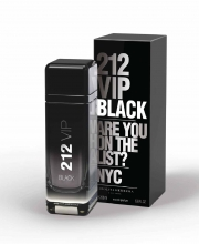 Carolina Herrera 212 Vip Black EDP 200ml